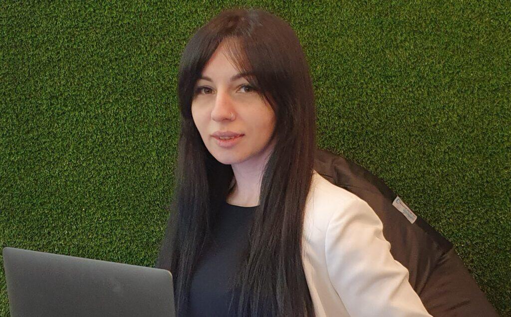 HR-специалист Юлия Сантурова