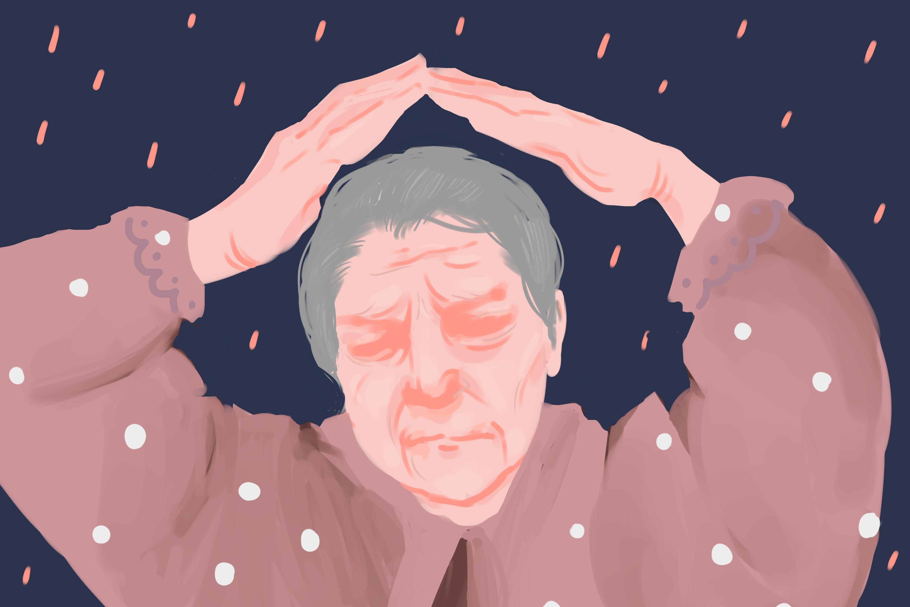 насилие над пожилыми