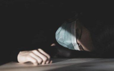 домашнее насилие на карантине