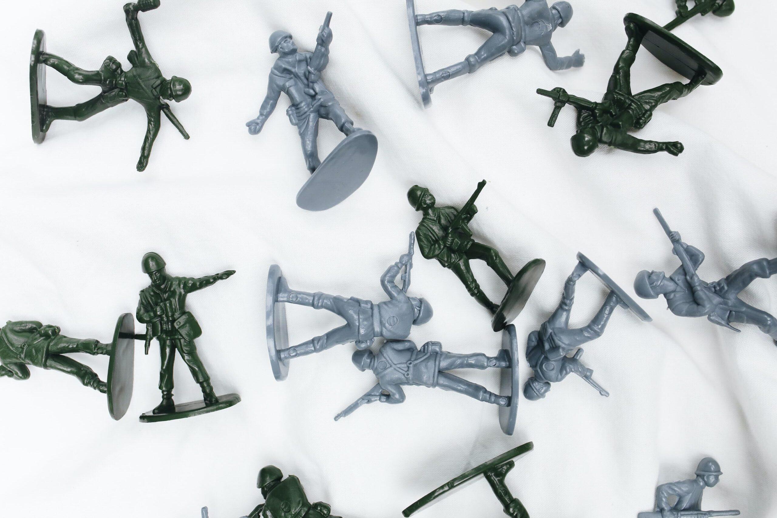 милитаризация детей