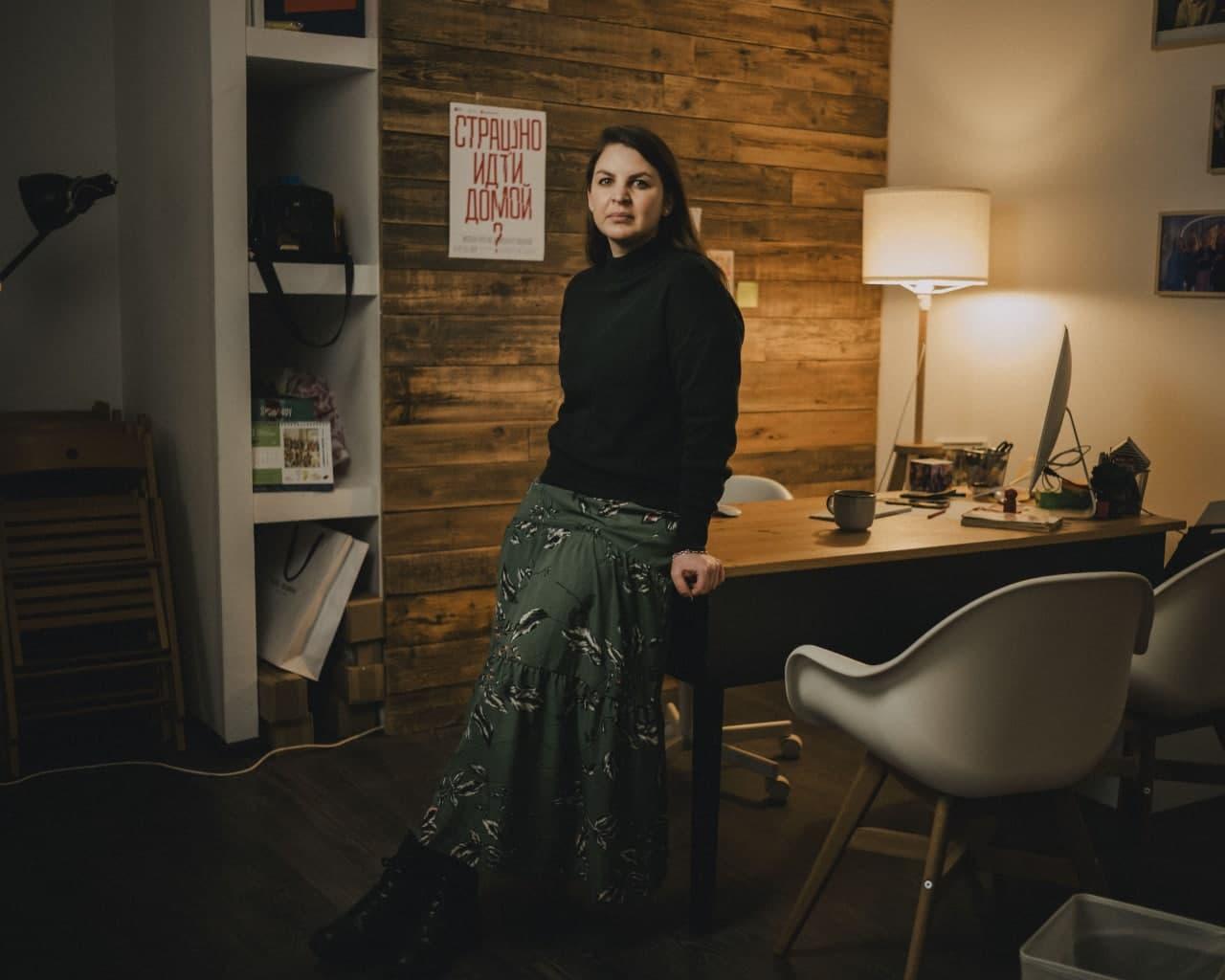 Анна Ривина для Time перевод на русский