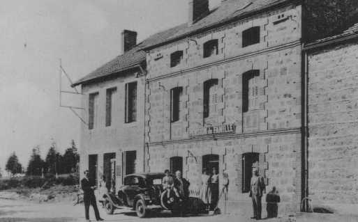 Дом в Ле Шамбоне — приют для детей, которых прятали от нацистов.