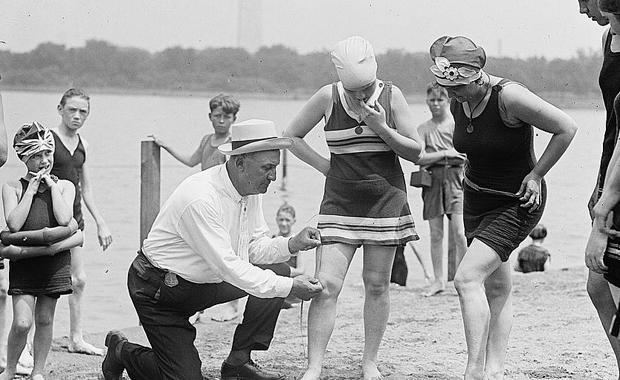купальники в 20 веке