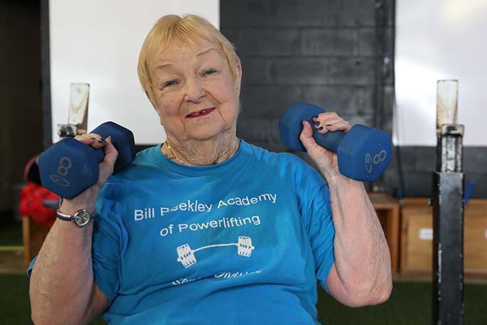 рекорд гиннеса старейшая спортсменка