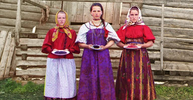 жизнь крестьянок, женщины в деревнях, права женщин, Россия