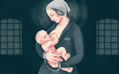 женщины в колонии, фсин, материнство и рождение за решеткой, женщины и тюрьма