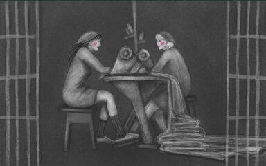 женщины в тюрьме, колонии, женские зоны, фсин, отношения в тюрьме, как жить после тюрьмы
