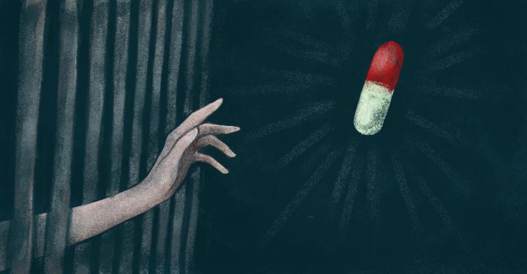 женщины в тюрьме, женские колонии, медицина в тюрьме, ВИЧ в тюрьме