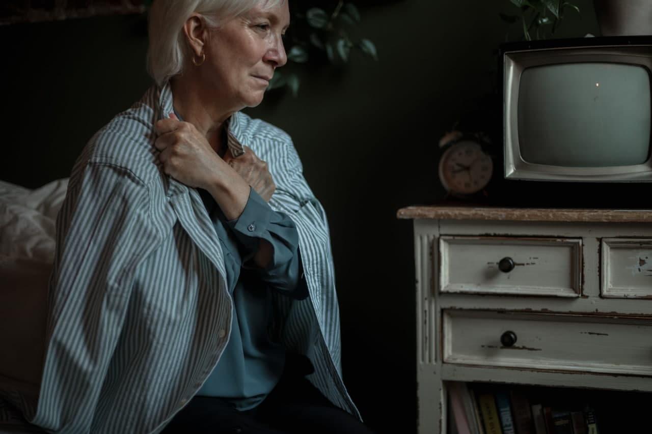 домашнее насилие над пожилыми, насилие в отношении бабушек